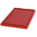 "16"" x 10"" Red Stack & Nest Lids"