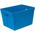 """18"""" x 13"""" x 12"""" Blue  Space Age Totes"""
