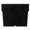 "5 1/4"" x 3""  Plastic Shelf Bin Dividers"