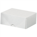 "4 3/4"" x 3 1/2"" x 2""  Stationery Folding Cartons 200/Case"
