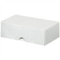"6"" x 3 1/2"" x 2""  Stationery Folding Cartons 200/Case"