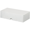 "7"" x 3 1/2"" x 2""  Stationery Folding Cartons 200/Case"