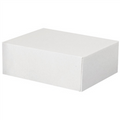 "8 1/2"" x 11"" x 4""  Stationery Folding Cartons 150/Case"