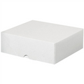 "8 5/8"" x 8"" x 3""  Stationery Folding Cartons 200/Case"