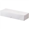 "10"" x 3 1/2"" x 2""  Stationery Folding Cartons 200/Case"