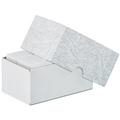 "3 3/4"" x 2 1/4"" x 1 3/4""  Stationery Set-Up Cartons 100/Case"