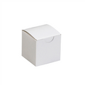 "2"" x 2"" x 2"" White  Gift Boxes 200/Case"