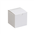 "3"" x 3"" x 3"" White  Gift Boxes 100/Case"