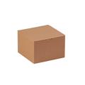 "6"" x 6"" x 4"" Kraft  Gift Boxes 100/Case"