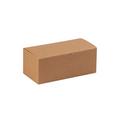 "10"" x 5"" x 4"" Kraft  Gift Boxes 100/Case"