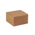 "10"" x 10"" x 6"" Kraft  Gift Boxes 50/Case"
