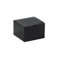"6"" x 6"" x 4"" Black Gloss  Gift Boxes 100/Case"