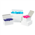200 Assorted White Gloss Gift Boxes