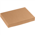 "11 1/2"" x 8 1/2"" x 1 5/8"" Kraft  Apparel Boxes 100/Case"