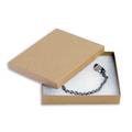 """6"""" x 5"""" x 1"""" Kraft  Jewelry Boxes 50/Case"""