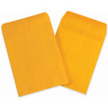 Kraft Redi-Seal Envelopes Fold Flap, Press Down, and Mail. No Moisture Needed to Seal.