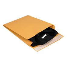 Self-Seal Expandable Paper Stock Kraft Business Envelopes.