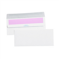 Plain Redi-Seal White Business Envelopes.