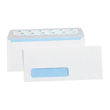 #10 Window Self-Seal Business Envelopes with Security Tint.