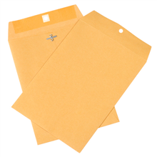 Kraft Clasp Envelopes