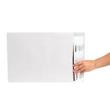 Large Jumbo White Oversize Storage Envelopes