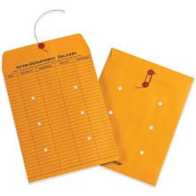 Kraft Inter-Department String and Button Envelopes