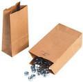 Strong Heavy Weight Kraft Hardware Bags - Bag #16