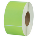 Green Thermal Transfer Labels