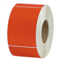 Red Thermal Transfer Labels