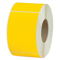 Yellow  Thermal Transfer Labels