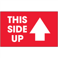 """""""This Side Up"""" Arrow Shipping and Handling Labels"""