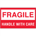 """""""Fragile - Handle With Care"""" Shipping and Handling Labels"""