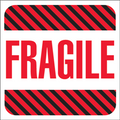 """""""Fragile"""" Shipping and Handling Labels"""