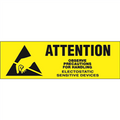 """Attention - Observe Precautions"" Anti-Static Labels"