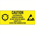 """Electrostatic Sensitive Devices"" Anti-Static Labels"