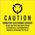 """Sensitive Electronic Devices"" Anti-Static Labels"