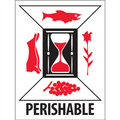 """Perishable"" International Safe-Handling Labels"