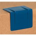 Blue  Plastic Strap Guards - Edge Protectors