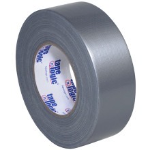 "2"" Silver Colored Duct Tape - Tape Logic™"