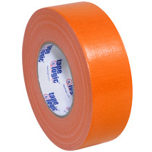 "2"" Orange Colored Duct Tape - Tape Logic™"