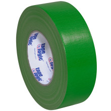 """2"""" Green Colored Duct Tape - Tape Logic™"""