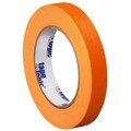 "3/4"" Orange Colored Masking Tape - Tape Logic™"