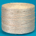 1 - Ply Sisal Tying Twine - 1,460 Feet Natural Fiber Twine
