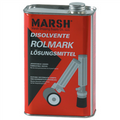 Rolmark Quart of Solvent & Cleaner