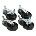 Casters for Carton Box Stand Wheels