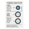 "2"" x 3""  5-10-60% Humidity Indicators"
