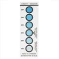 "1 9/16"" x 4 3/4""  10-20-30-40-50-60% Humidity Indicators"