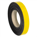 "1"" x 50' - Yellow  Warehouse Labels - Magnetic Rolls"