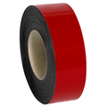 """2"""" x 50' - Red  Warehouse Labels - Magnetic Rolls"""