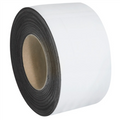 """3"""" x 50' - White  Warehouse Labels - Magnetic Rolls"""